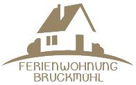 Ferienwohnung Bruckmühl Logo